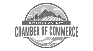 Kittitas County Chamber of Commerce logo.